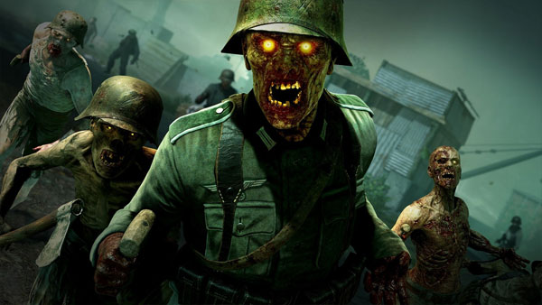 Zombie Army 4  PS-4 Dead War  uncut - Bild 3 / 5