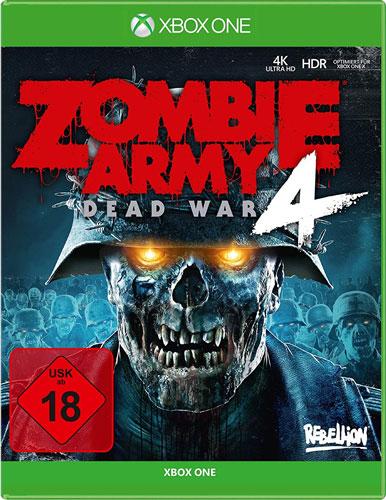 Zombie Army 4  XB-One Dead War uncut