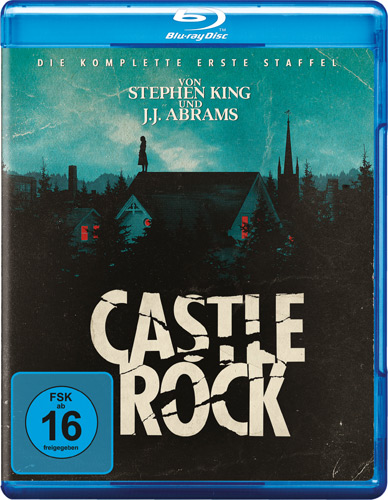 Castle Rock - Kompl. Staffel #1 (BR) 2Disc