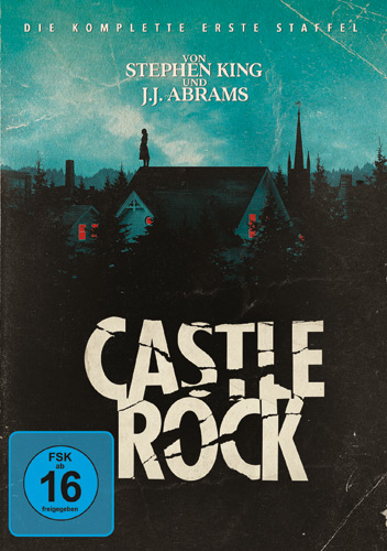 Castle Rock - Kompl. Staffel #1 (DVD) 3Disc