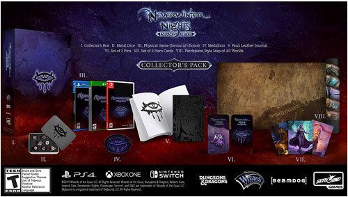 Neverwinter Nights  PS-4  C.E. Enhanced Edition