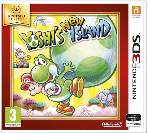 Yoshis New Island  3DS  SELECTS  UK