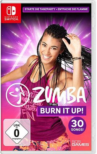 Zumba Burn it Up  Switch