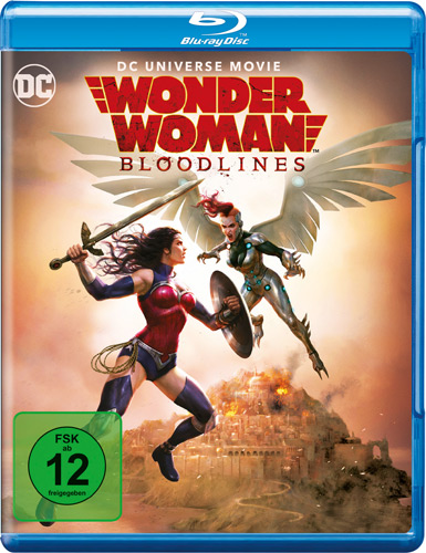 Wonder Woman: Bloodlines (BR) Min: /DD/WS