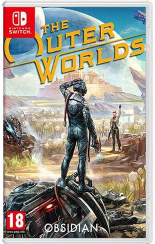 Outer Worlds  SWITCH AT Code in a box
