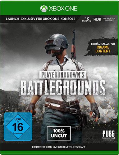 PUBG  XB-One Players Unknown Battlegrounds