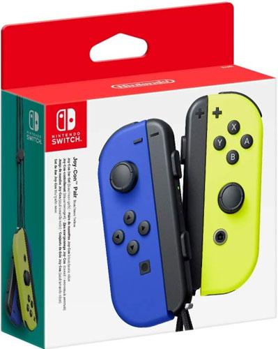 Switch  Controller Joy-Con 2er blau/gelb Nintendo