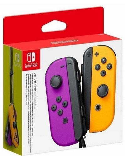 Switch  Controller Joy-Con 2er lila/oran ge Nintendo