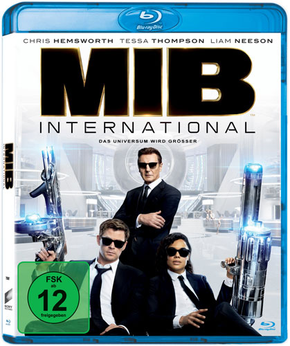 Men in Black: International (BR) Min: 115/DD5.1/WS