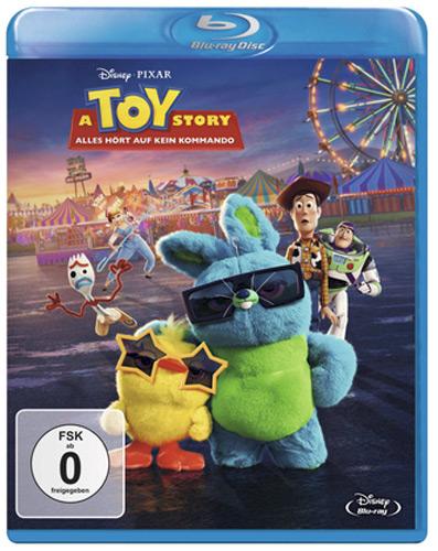 Toy Story 4 (BR) Alles hört auf kein.. Kommando, Min: 100/DD5.1/WS