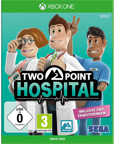Two Point Hospital  XB-One