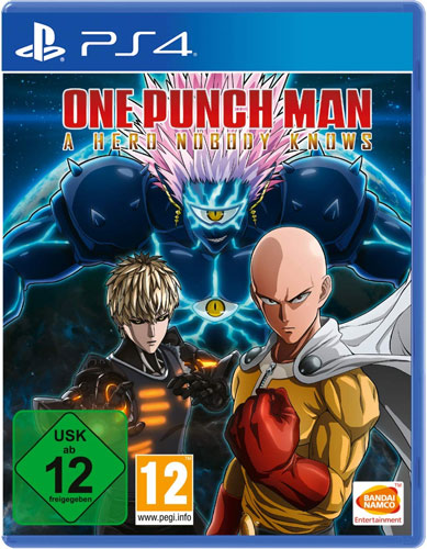 One Punch Man: Hero Nobody Knows PS-4