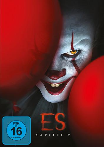 Es - Kapitel 2 (DVD) Min: /DD5.1/WS  Stephen King