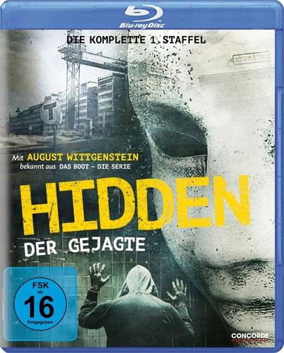 Hidden - Der Gejagte  1 BR
