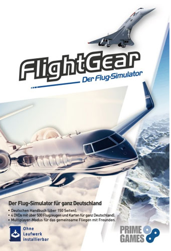 Flight Gear 2020  PC  Der Flug-Simulator