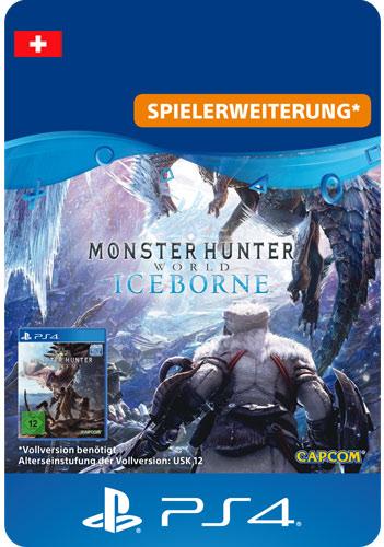 ESD Monster Hunter World: Iceborn CH Code wird als PDF Datei geliefert
