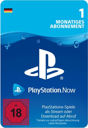 PSN Code    1 Monat PS NOW Code wird als PDF Datei geliefert PlayStation Now