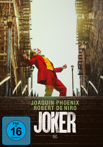 Joker  (DVD) Min: 122/DD5.1/WS