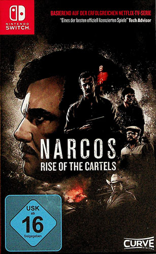Narcos: Rise of the Cartels  SWITCH