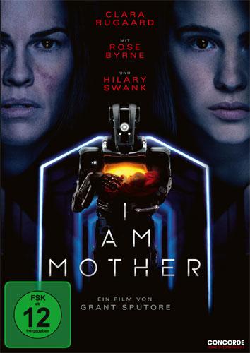 I Am Mother (DVD) Min: 109/DD5.1/WS