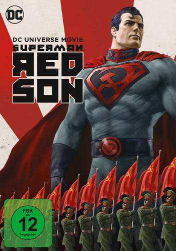 Superman: Red Son (DVD) Min: /DD/WS