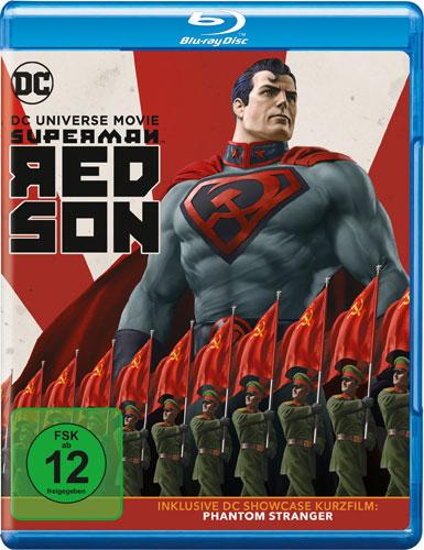 Superman: Red Son (BR) Min: /DD/WS