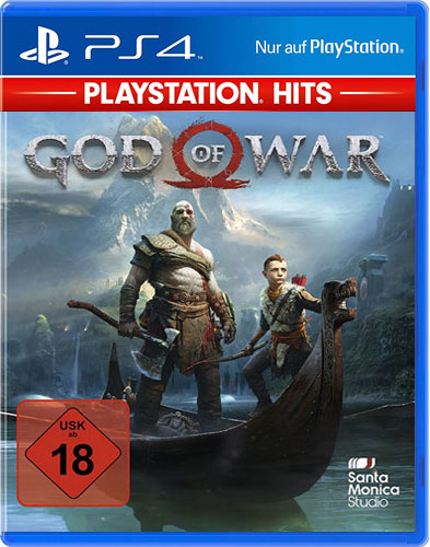 God of War   PS-4  PSHits Softwarepyramide