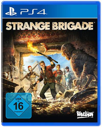 Strange Brigade  PS-4  Preis-Hit