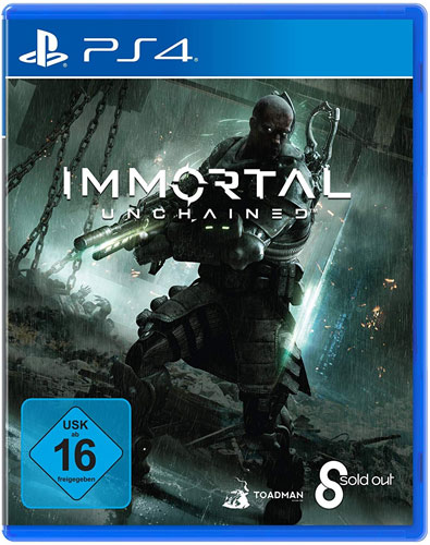 Immortal: Unchained  PS-4  Preis-Hit
