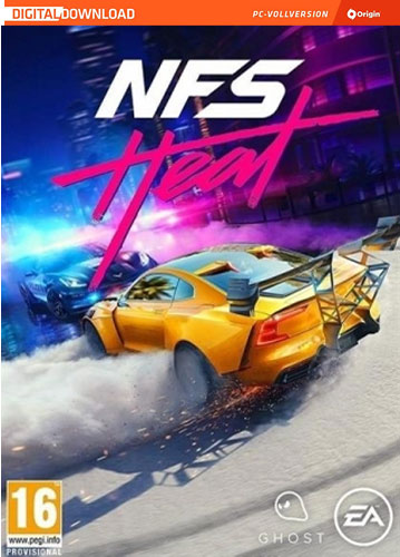 NFS  Heat  PC  (CiaB) AT Need for Speed