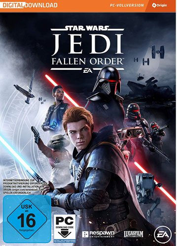 SW Jedi Fallen Order  PC  (CiaB) Star Wars