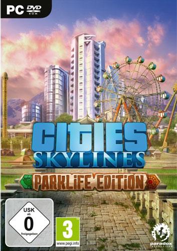 Cities Skylines  PC Parklife Edition
