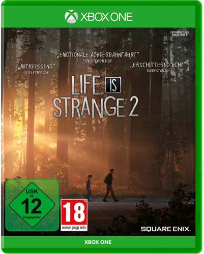 Life is Strange 2  XB-ONE