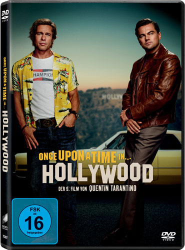 Once upon a time in ... Hollywood (DVD) Min: 155/DD5.1/WS