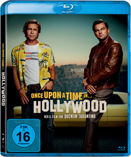 Once upon a time in ... Hollywood (BR) Min: 161/DD5.1/WS