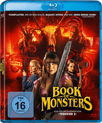 Book of Monsters BR