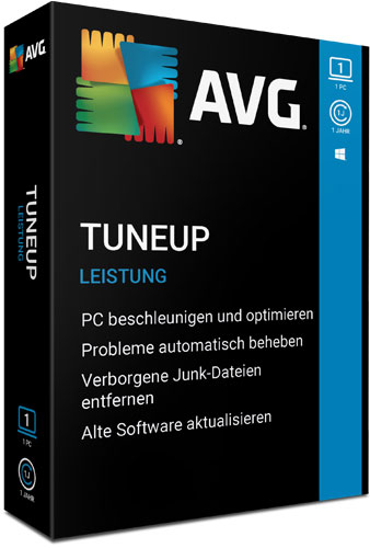 AVG PC TuneUp 2020  (1 User)