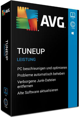 AVG PC TuneUp 2020  (1 User)