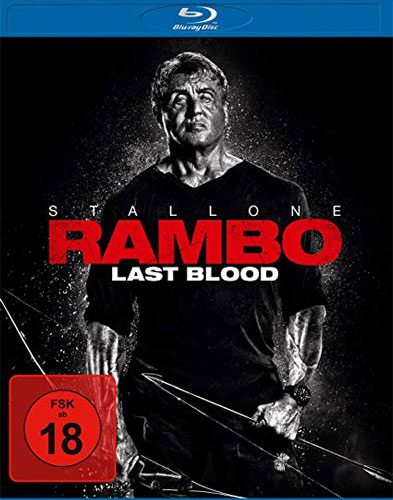 Rambo 5 Last Blood Uncut Sylvester Stallone BR Vorbestellung VÖ 31.01.2020