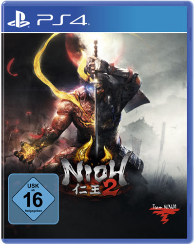 Nioh 2  PS-4