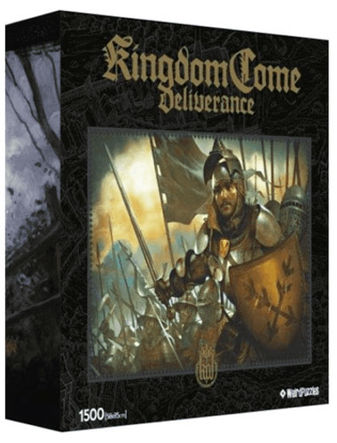 Puzzle Kingdome Come:Deliverance Henry   1500 Teile