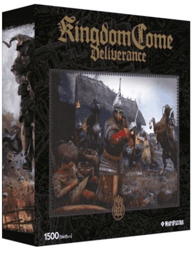 Puzzle Kingdome Come:Deliverance Pogrom   1500 Teile