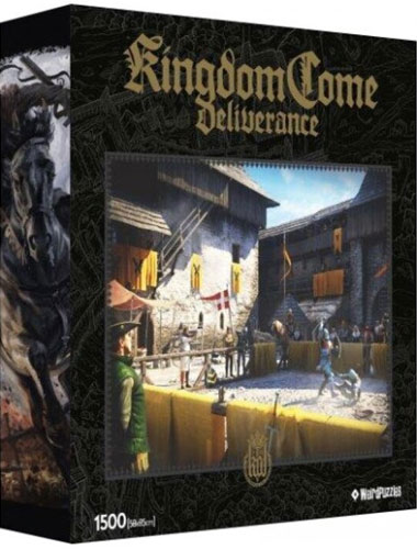 Puzzle Kingdome Come:Deliverance Turniej   1500 Teile