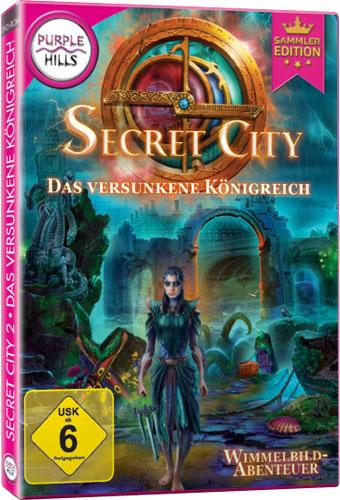 Secret City 2  PC Versunkene Königreich
