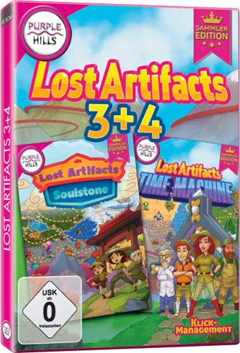 Lost Artifacts 3+4  PC