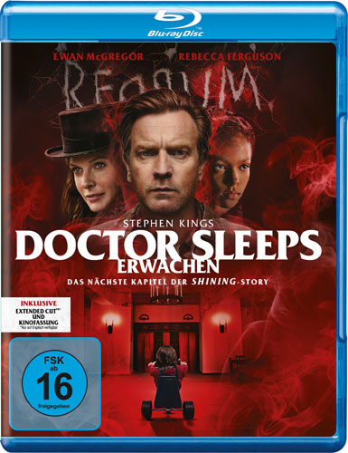 Stephen King: Doctor Sleeps Erwach. (BR) Nächste Kapitel der Shining Story Min: /DD5.1/WS