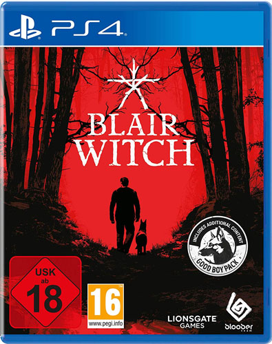 Blair Witch  PS-4