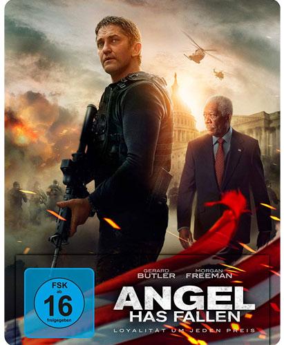 Angel Has Fallen (BR) LE -Steelbook- Min: 120/DD5.1/WS