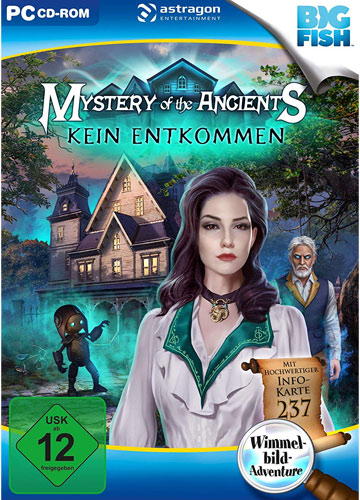 Mystery of the Ancients  PC Kein Entk. Big Fish