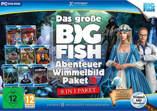 Große Abenteuer Wimmelbildpaket 2  PC BigFish